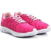 Tênis Infantil Kurz Running - Masculino-Pink
