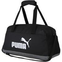 Mala Puma Phase Sport - 25 Litros - Preto