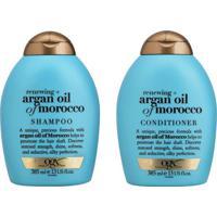 Kit De Shampoo & Condicionador Argan Oil Of Morocco Ogx-Johnson & Johnson