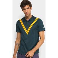 Camiseta Polo Nike Ny Rf Masculina - Masculino cadfdfe95435c