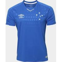 Camisa Do Cruzeiro I 19/20 S/Nº Masculina - Masculino