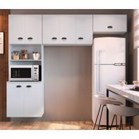 Cozinha Compacta Mia Coccina 8 Pt Branca
