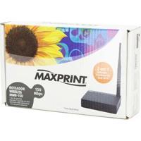 Roteador Wireless 150Mbps Mwr-150 Maxprint