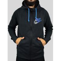 Jaqueta Nike Aw77 Ft Fz Hoody