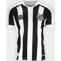 Camisa Santos Ii 2018 S/N° Torcedor Umbro Masculina - Masculino