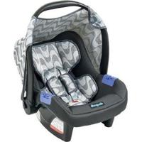 Bebê Conforto Burigotto Touring Evolution Se - Unissex-Cinza+Azul