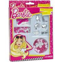 Barbie Miçangas Pink - Fun Divirta-Se
