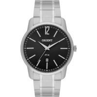 Relógio Orient Masculino Mbss1268 P2Sx Prata