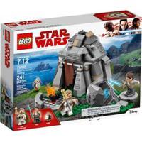 Lego Star Wars - Trinamento Na Ilha De Ahch-To - 75200