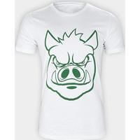 Camiseta Palmeiras Porco Masculina - Masculino