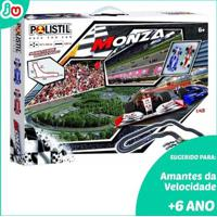 Pista De Percurso E Veículos - F1 - Circuito De Monza - Maisto