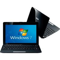 Netbook Asus 1015Bx-Blk245S - Amd Fusion C-60 Dual Core - Ram 2Gb - Hd 320Gb - Tela Led De 10.1'' - Windows 7 Starter