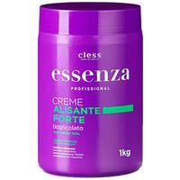Creme Alisante Essenza Profissional Forte Com 1Kg 1Kg