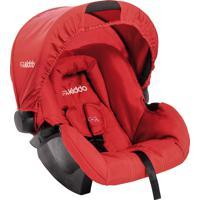 Bebê Conforto Kiddo Cosycot Click Omega Vermelho