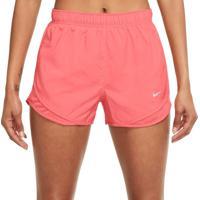 Short Feminino Nike Tempo Coral - P