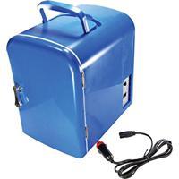Refrigerador/Aquecedor Portátil 12V 4 Litros Azul Western
