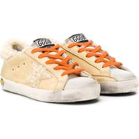 Golden Goose Kids Tênis De Basketball - Neutro