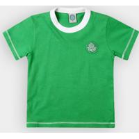 Camiseta Palmeiras Infantil Cores Clube - Masculino