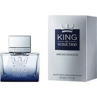 Perfume Antonio Banderas Masculino King Of Seduction Edt 30Ml - Masculino-Incolor