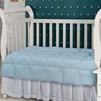 Edredom Fibra Siliconizada-Baby-100X140-Azul