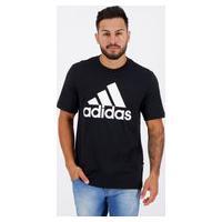 Camiseta Adidas Logo Preta