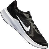 Tênis Nike Downshifter 10 Gs - Infantil - Preto/Branco