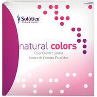 Kit Natural Colors - Sem Grau - Lentes De Contato