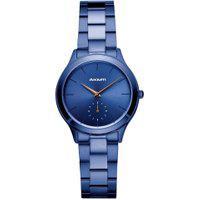 Relógio Akium Feminino Aço Azul - 03L18Fb01F