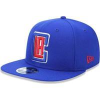 Boné Los Angeles Clippers 950 Primary New Era - Unissex-Azul