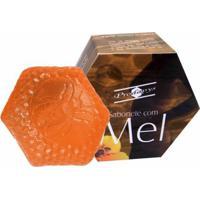 Sabonete Glicerinado Com Mel 90G - Unissex-Incolor