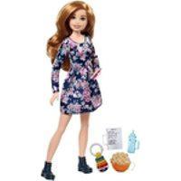 Barbie Skipper Loira, Vestido Babysitters - Mattel Fhy90