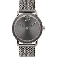 Relógio Movado Masculino Aço Cinza - 3600561