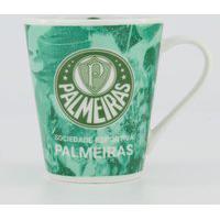 Caneca Porcelana Palmeiras