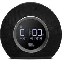 Rádio Relógio Jbl Com Usb, Bluetooth, Fm E Despertador Multissensorial Com Luz De Led - Jbl Horizon