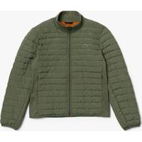 Jaqueta Lacoste Regular Fit Masculina - Masculino-Verde Militar