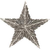Saint Laurent Broche De Estrela - Metálico