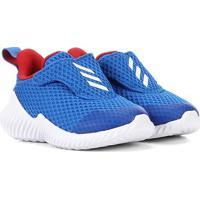 Tênis Infantil Adidas Fortarun Ac - Unissex-Azul+Branco