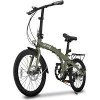 Bike Dobrável Pliage Plus Two Dogs - Unissex