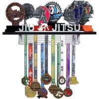 Porta Troféus E Medalhas Jiu Jitsu Feminino - Feminino