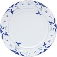 Jogo 6 Pratos De Jantar De Porcelana 27Cm Allegro - Unissex