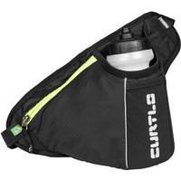 Pochete X-Run - Unissex-Preto+Verde Limão