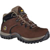 Bota Bell Boots Adventure Couro Resistente Masculina - Masculino