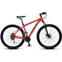 Bicicleta Colli Mtb Alumínio Kit Altus Shimano A29 Freio A Disco 24M - Unissex