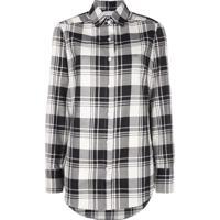 Dresshirt Camisa Xadrez 'Ds1' - Preto