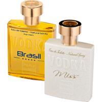 Paris Elysees Kit - Vodka Brasil Yellow + Miss Vodka Kit - Unissex-Incolor