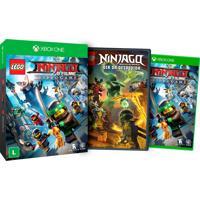 Jogo Lego Ninjago: O Filme - Edição Limitada Para Para Xbox One (Xone) - Warner