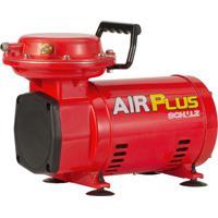 Motocompressor De Ar Schulz Air Plus Ms 2.3 1/3Hp Monofásico Bivolt