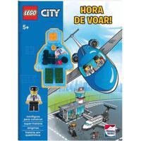 Livro Infantil - Lego City - Hora De Voar - Happy Books