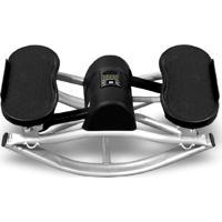 Balance Stepper Com Extensor, Tapete Anti-Derrapante E Monitor