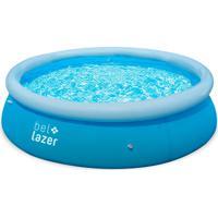 Piscina Bel Fix Life 4600L Filtro 110V Azul